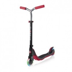 PATINETE FLOW 125 LIGHT ROJO Y NEGRO