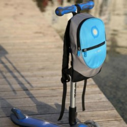 MOCHILA BACKPACK PARA PATINETE Y BICI