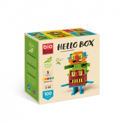 HELLO BOX RAINBOW MIX 100 PZ