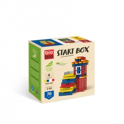 START BOX BASIC MIX 70PZ
