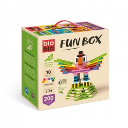 FUN BOX MULTI MIX 200PZ