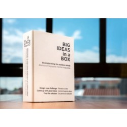 BIG IDEAS in a BOX. Brainstorming para mentes inquietas